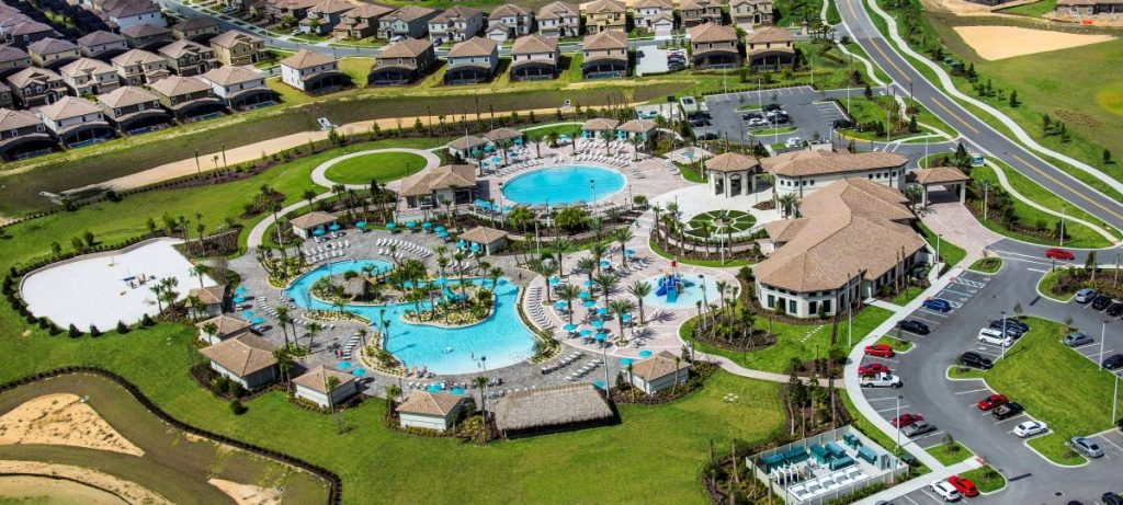 The Retreat at Championsgate vacation homes for sale in Orlando