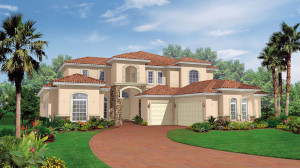 New luxury homes for sale at Casabella at Windermere in Orlando