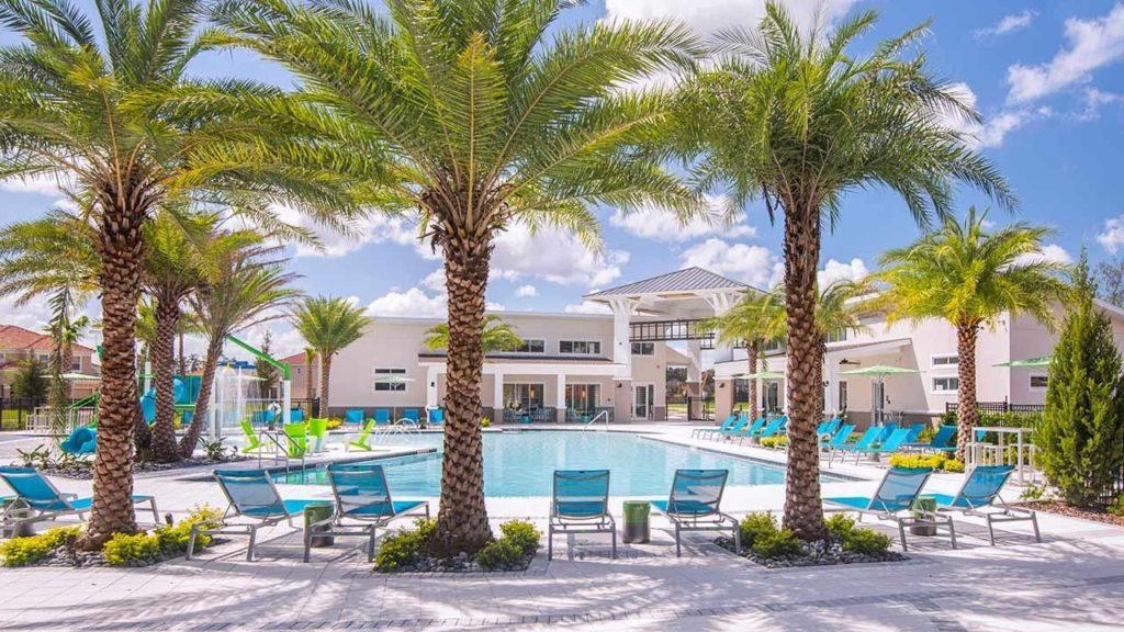 Veranda Palms new construction vacation villas near Disney