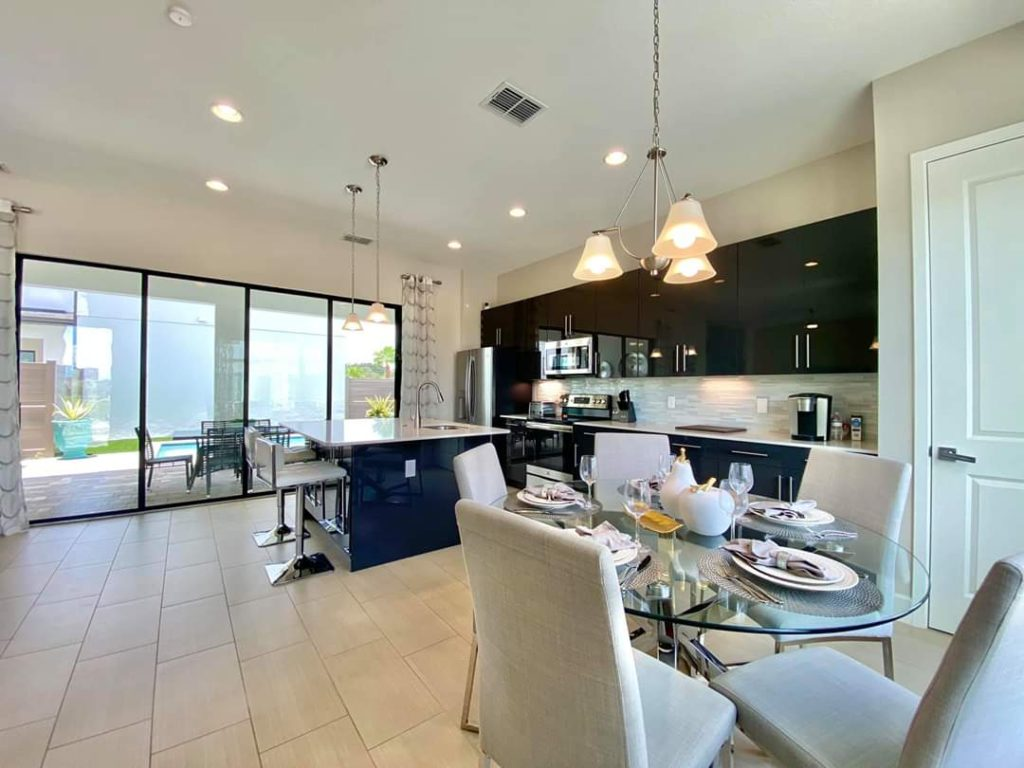 New contemporary vacation homes for sale near Disney